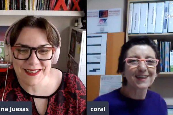 30 minutos con Cristina Juesas