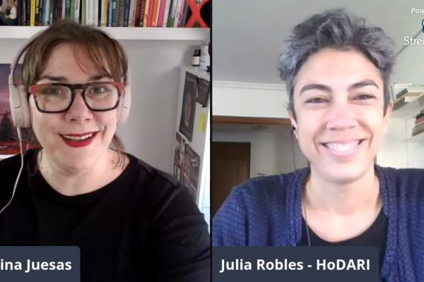 30 minutos con Julia Robles